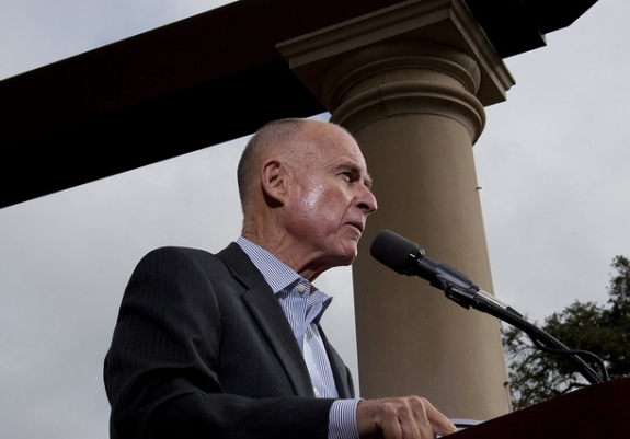 Governor Brown Signs Only Half of California DREAM Act