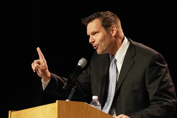 Kris Kobach, a Romney Immigration Advisor, Puts Number on Self-Deportation Plan