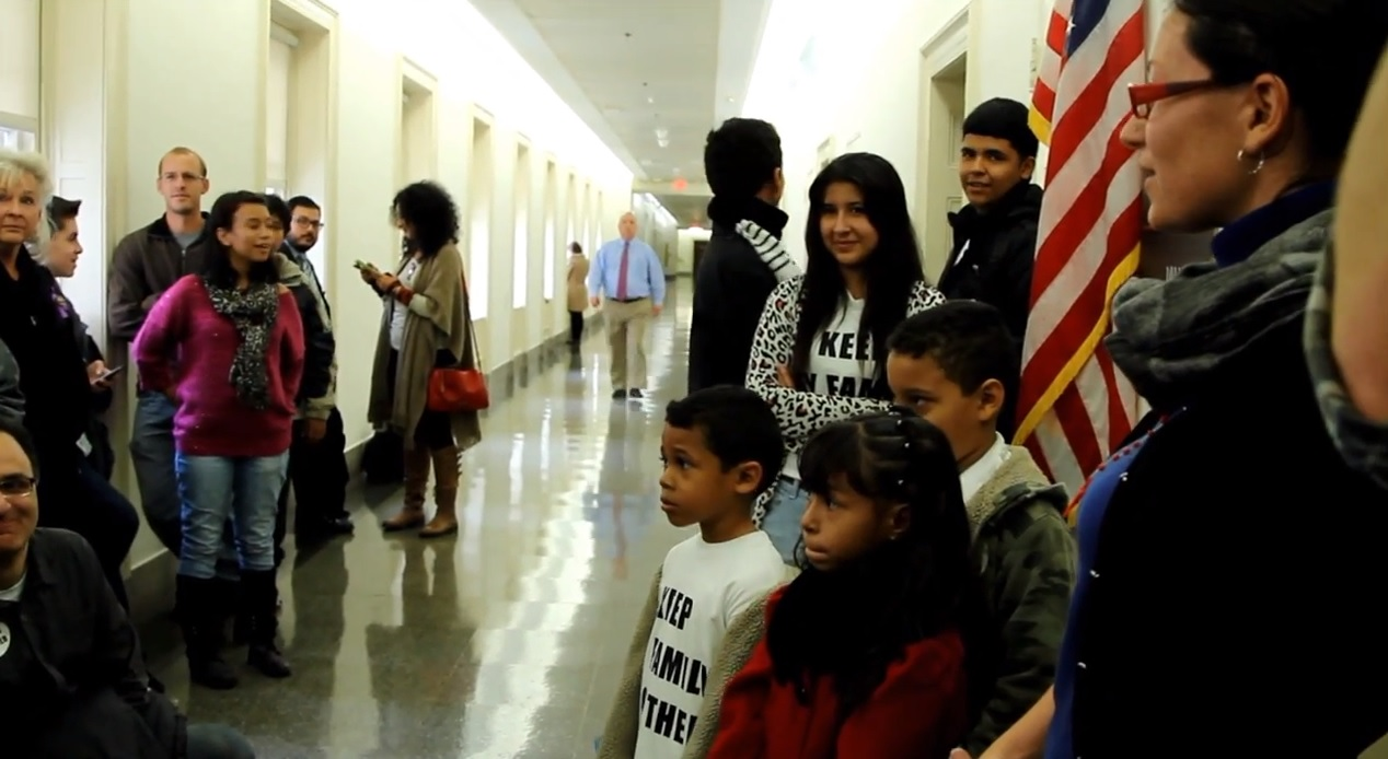 From the Mouths of Babes: Children Demand Immigration Reform