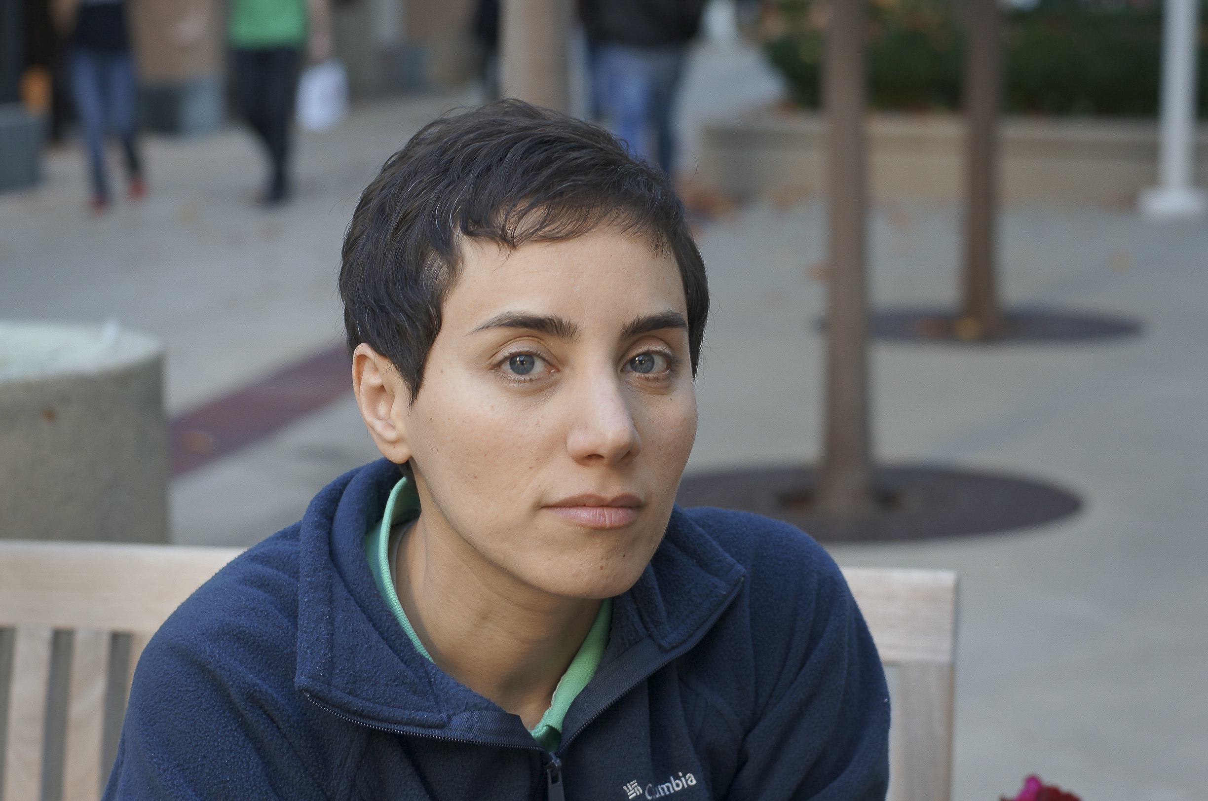 Iranian-American Woman Breaks Glass Ceiling with Math Prize