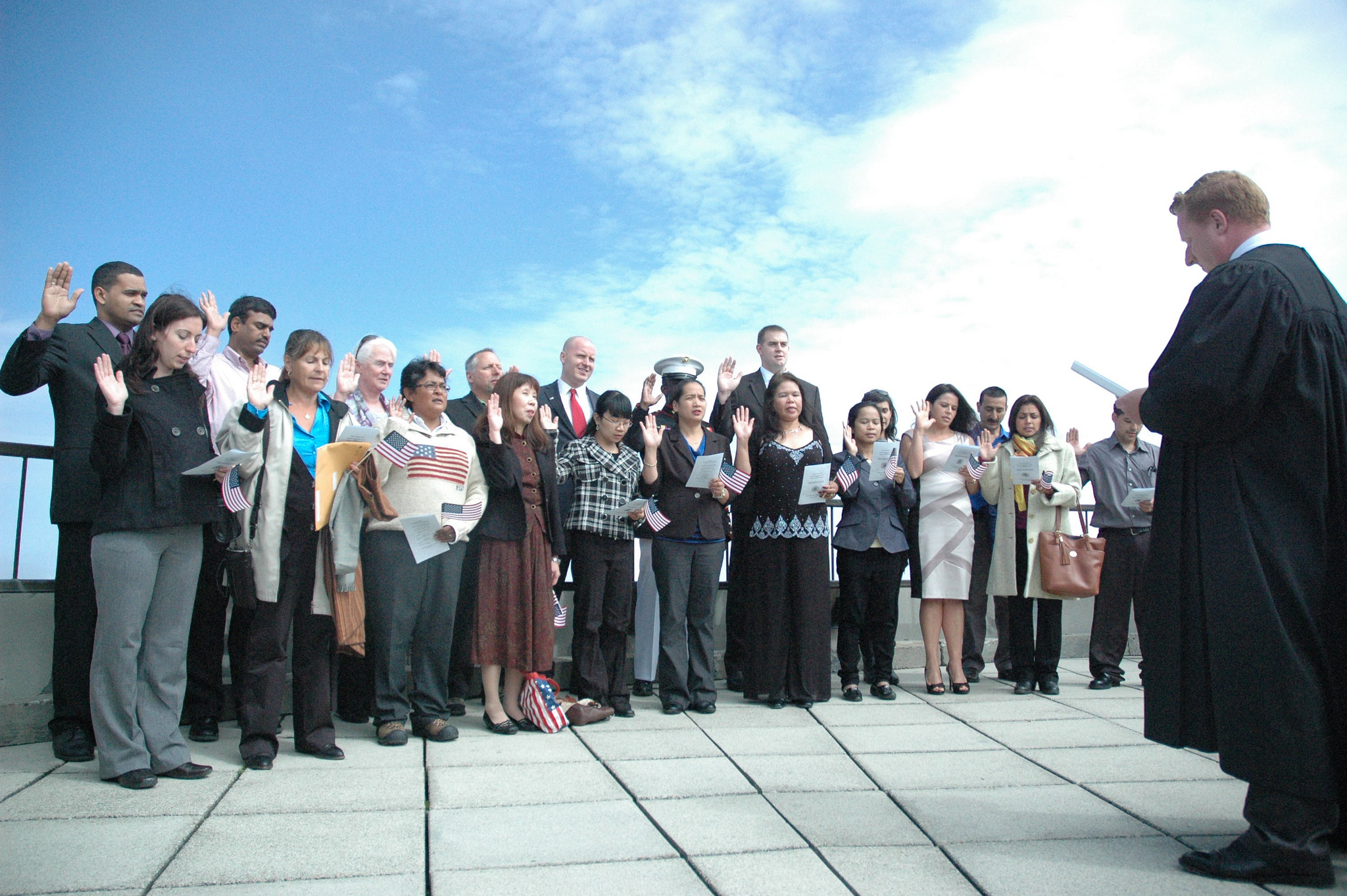 Cities Recognize the Power of Naturalization During Citizenship Day and Welcoming Week