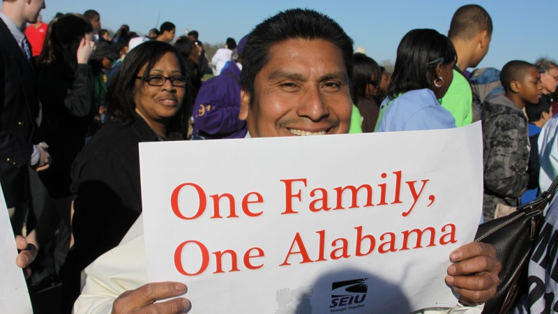 Alabama Settles Last Legal Challenge to State's Self-Deportation Law
