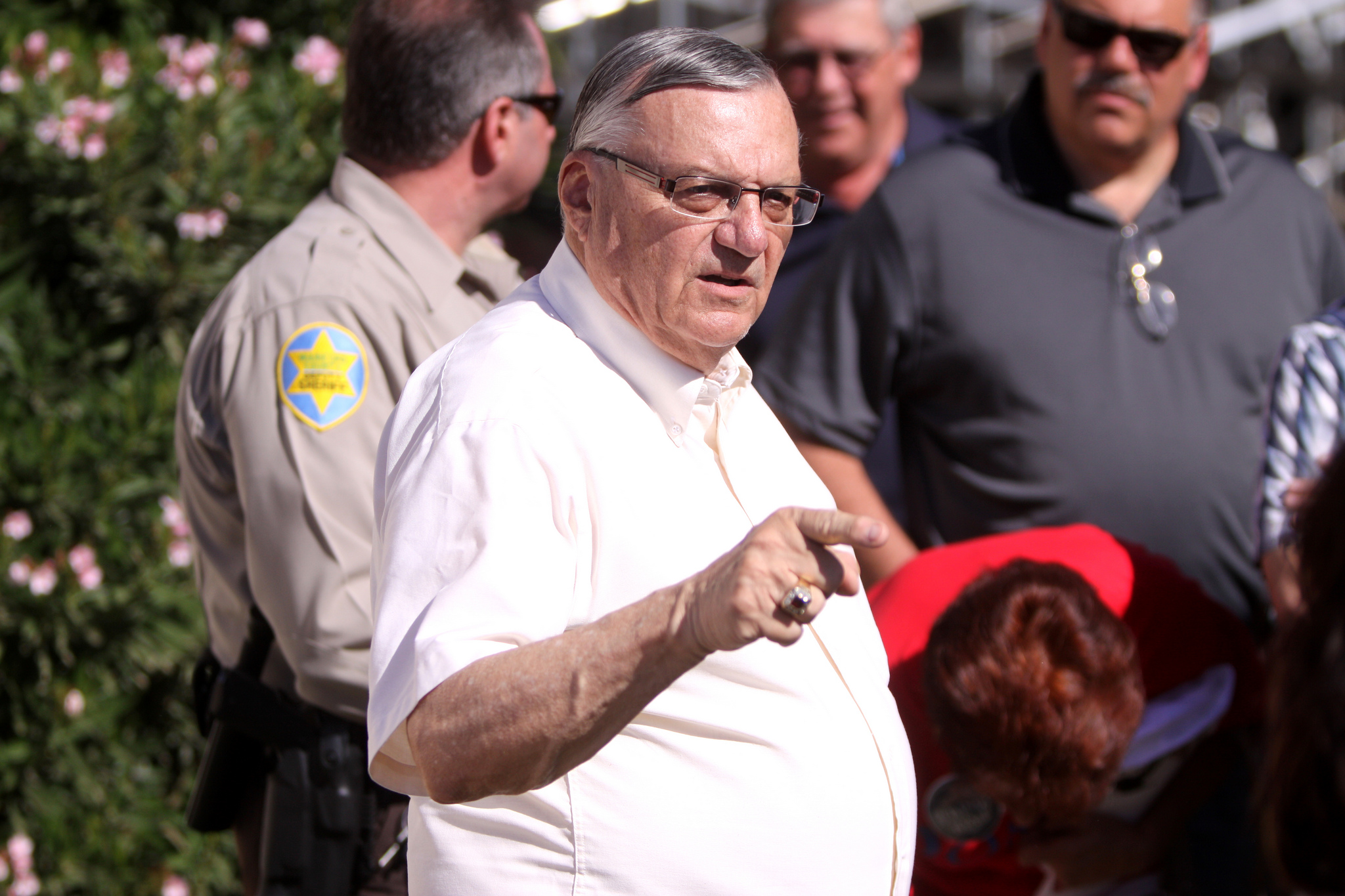 Arpaio Faces Skeptical Judges In Lawsuit Challenging Obama's Immigration Action