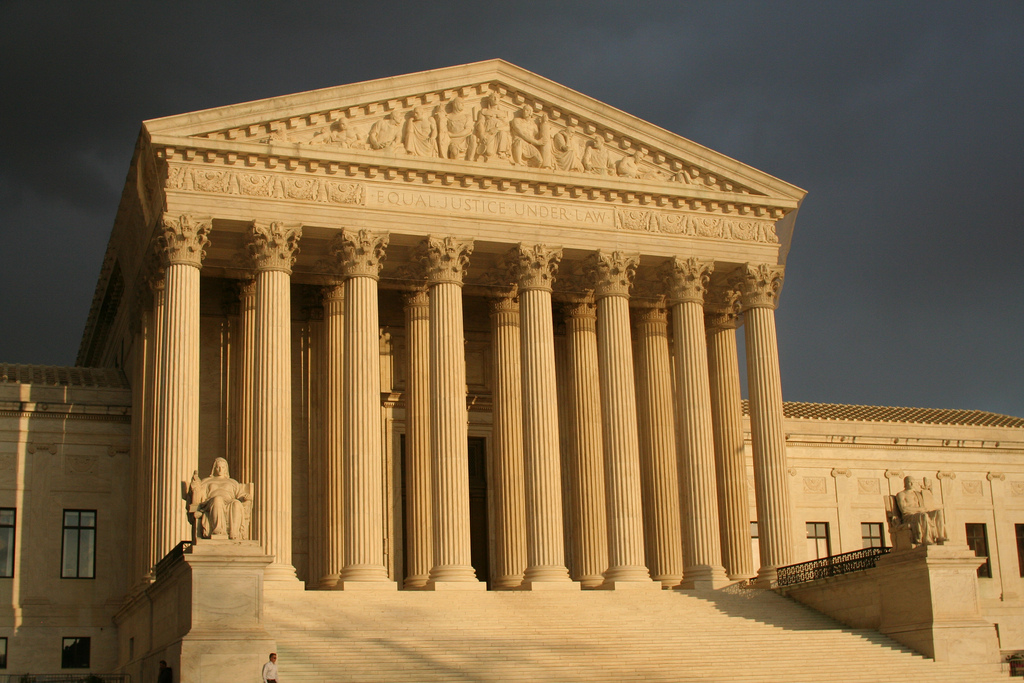 Groups Urge Supreme Court to Hear Executive Action Case This Term