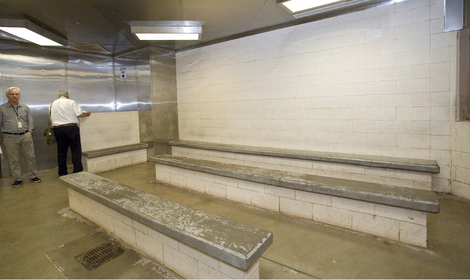"Photographic Evidence of Conditions in CBP's Short-Term Detention Facilities ""Hieleras"" Revealed"