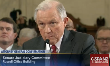 Jeff Sessions Affirms Anti-Immigrant Views at Confirmation Hearing