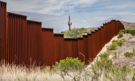 The House Approves $10 Billion for Trump's Border Wall