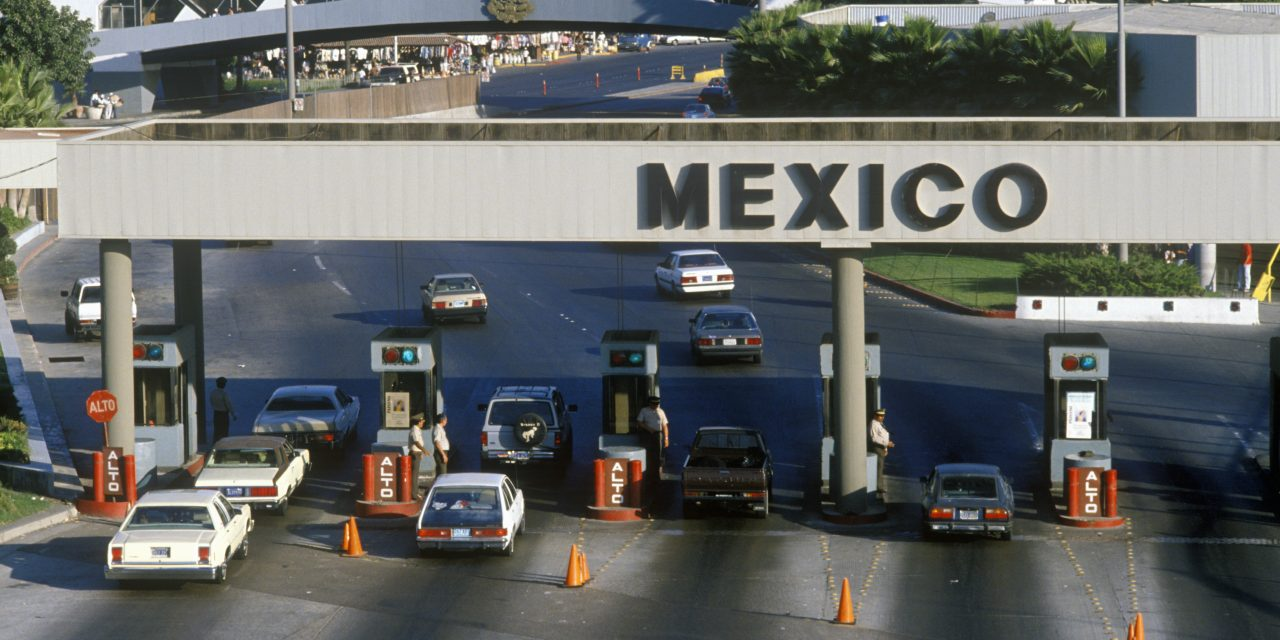 Mexicans Choosing to Weather Economic Storm in Home Country