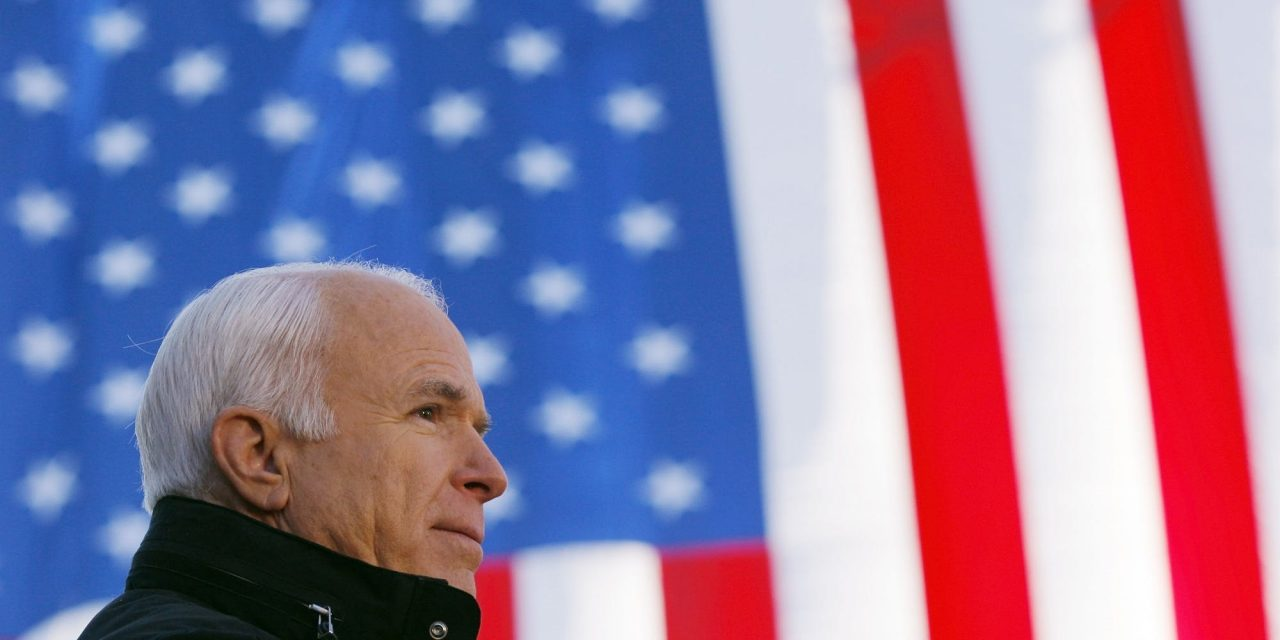 McCain Feels the Heat from Anti-Immigration Movement