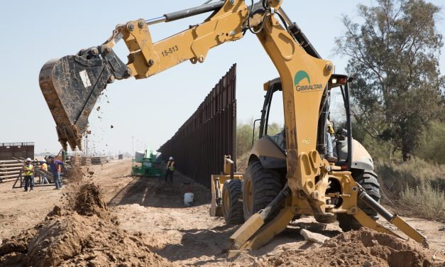 Promise to 'Build the Wall' Hurts Businesses and Residents Along the Border