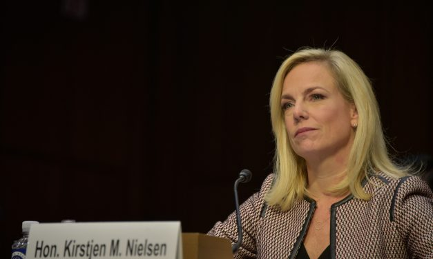 DHS Secretary Denies Responsibility for Family Separation, Asks Congress to Limit Asylum Protections