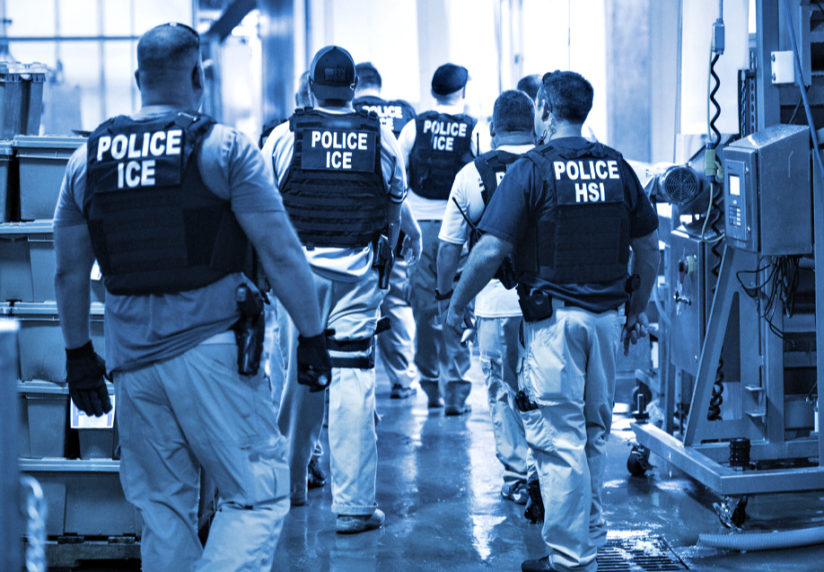 ICE Targets Mississippi Food Plants in Largest Set of Immigration Raids