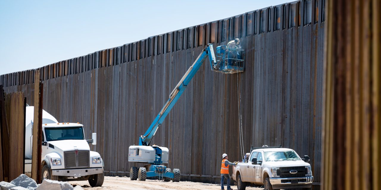 Which Military Construction Projects Are Losing Funds to Build Trump's Wall?